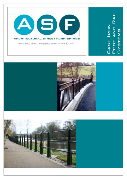 Cast Iron Post and Rail Brochure