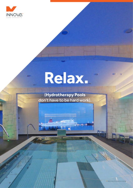 Hydrotherapy Pool Brochure
