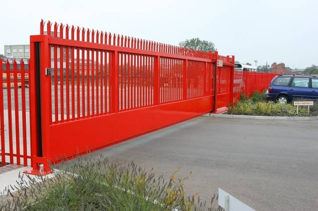 Type 1 Electric Sliding Gate