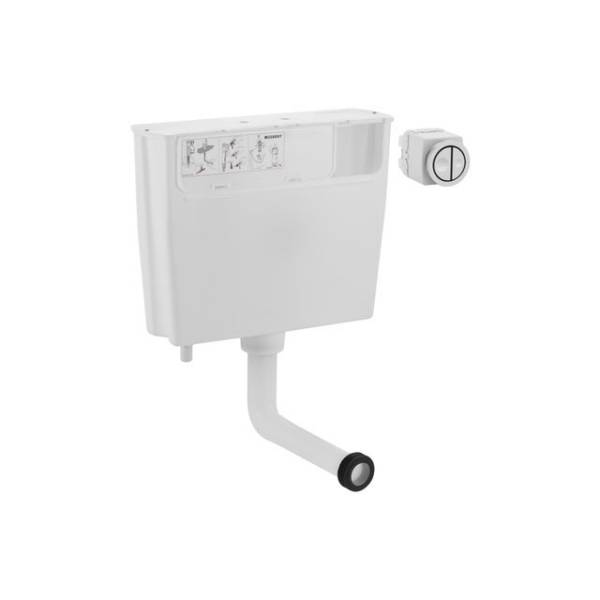 Concealed Cistern For Low Height Furniture