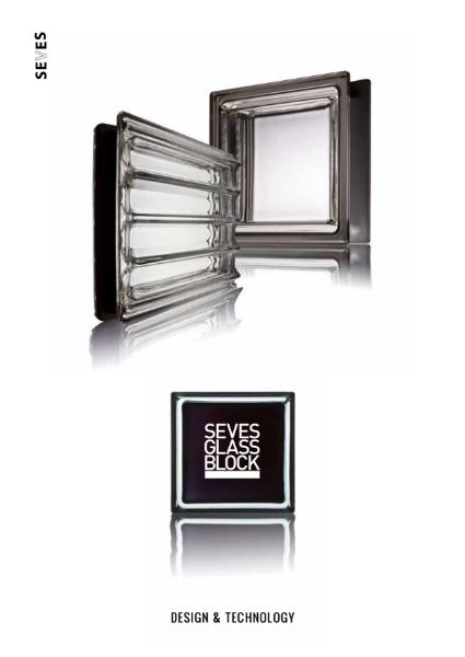 Seves Glass Block General Catalogue