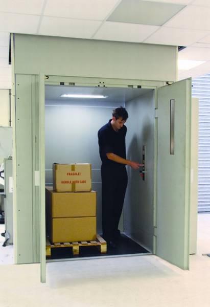 1400 kg Goods Lift – The Goodsmaster Plus