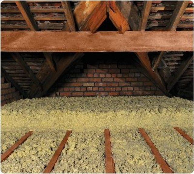 RockPrime Blown Loft Insulation