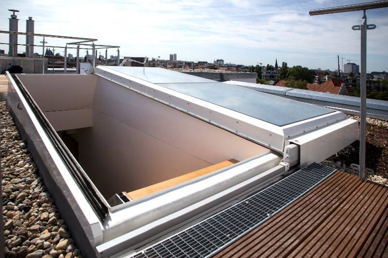 Flat Roof Access Solo