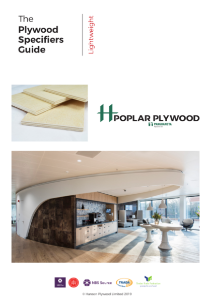 H Poplar Plywood Specifiers Guide