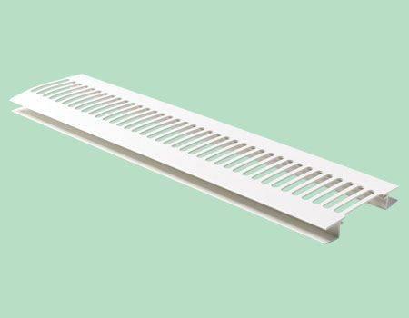 10 mm H-Section Soffit Ventilator
