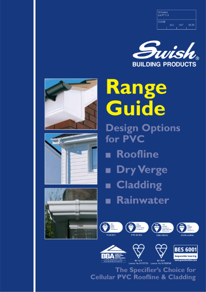 Swish Range Guide