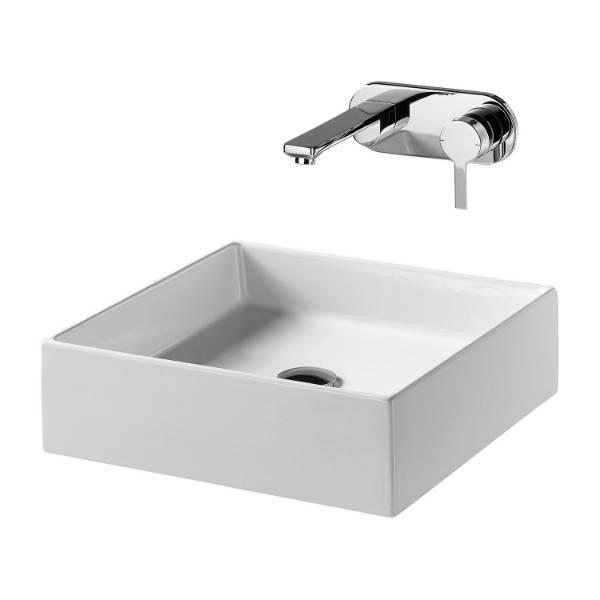 Vomano 30, 46, 60, 80 cm Vessel Washbasins