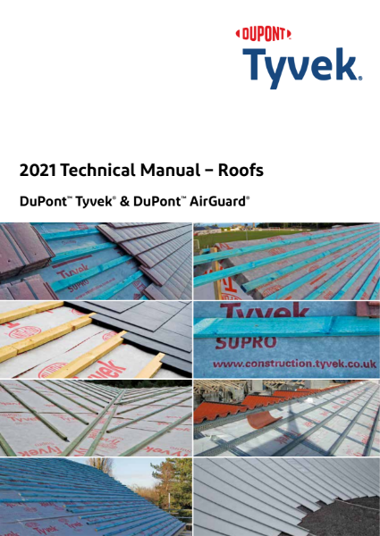 Tyvek Technical Roof Guide 2021
