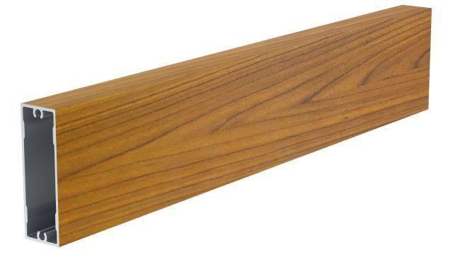 "Longboard® 1 x 3"" Beam End Frame System"