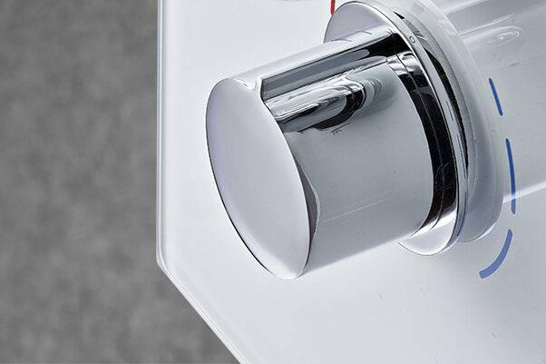Deluxe Shower Panel with eHandset™