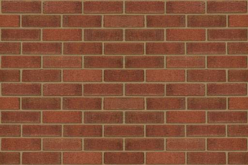 Staffordshire Multi Rustic - Clay bricks