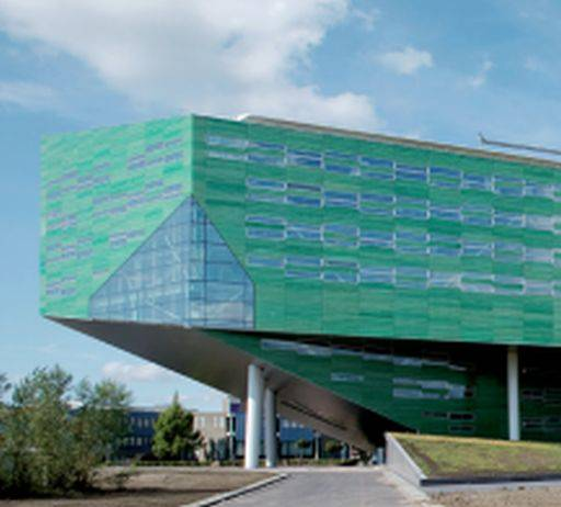 EshaUniversal FB Green System on Metal Deck