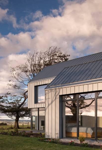 Rheinzink Titanium Zinc Roof Covering