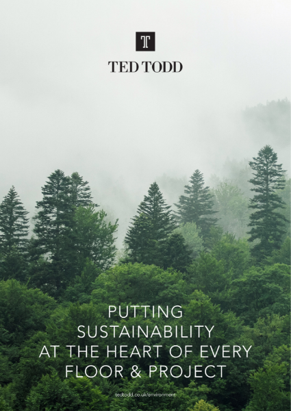 Ted Todd Sustainabilty Approach