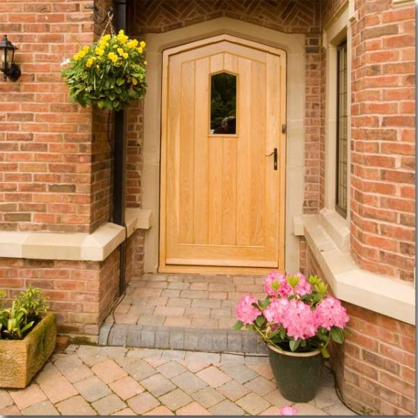 Door Surrounds - Plain Section, Chamfered and Bespoke