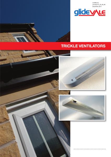 Glidevale Protect Trickle Ventilators