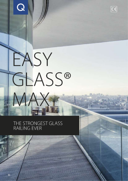 Easy glass MAX