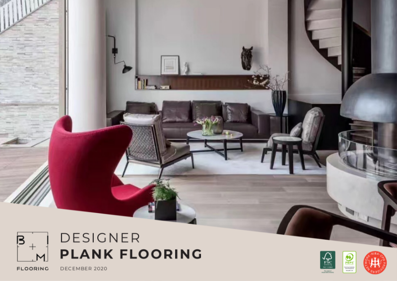 Designer Flooring Series Catalogue