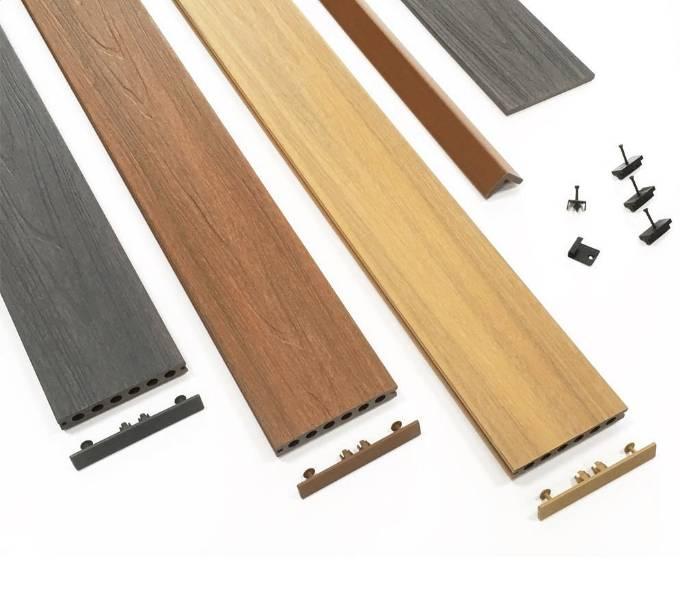CastleWood Polymer Capped Decking Boards
