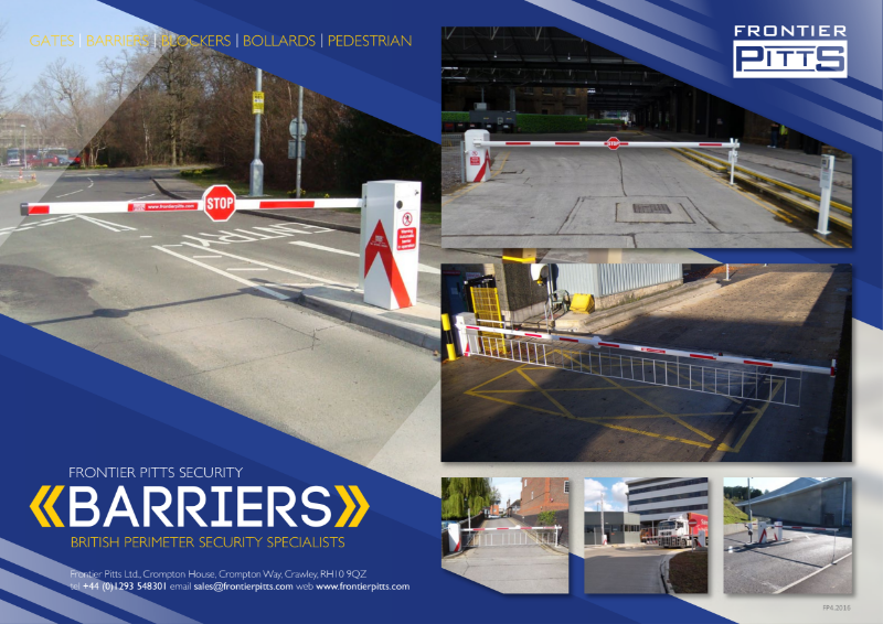 Automatic Security Barriers