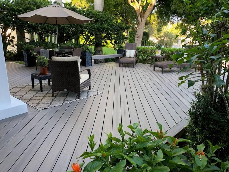 Composite Decking - Trex Enhance® Naturals