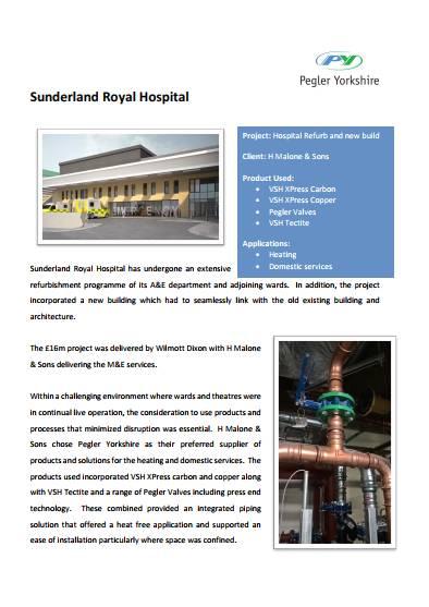 Sunderland Hospital