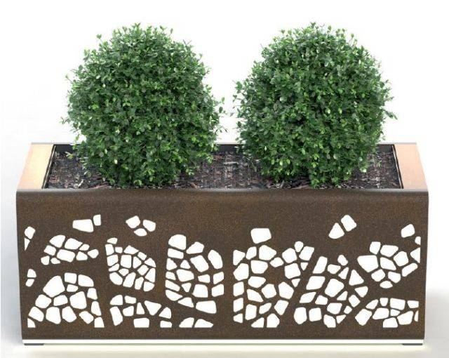 Natural Elements Collection – Standalone Planter