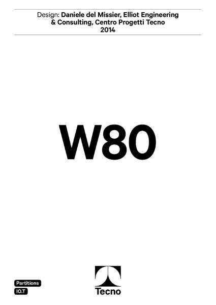W80 Technical Sheet