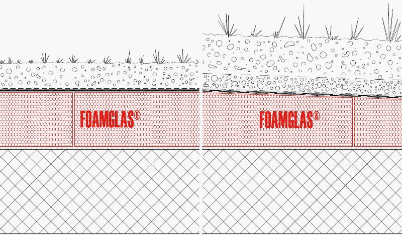 4.4.2 - Roof: Flat or Tapered Insulation with Membranes and Green Planting