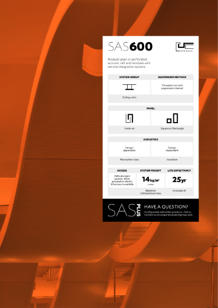 SAS600