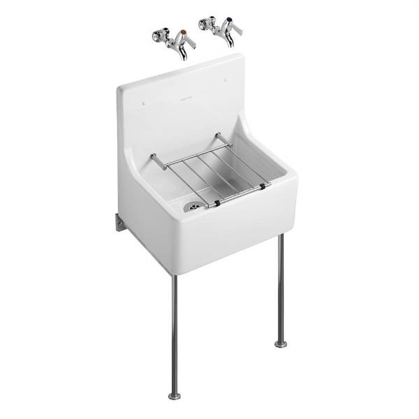 Alder Heavy Duty Cleaner's Sink