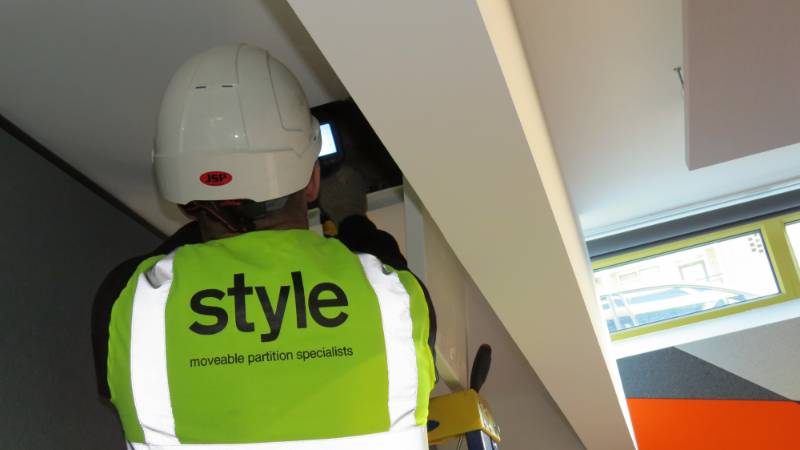 Education prioritises moveable wall maintenance