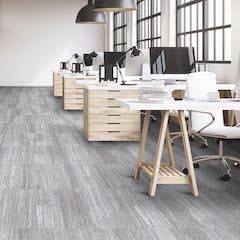Glazed Clay - Pile carpet tiles