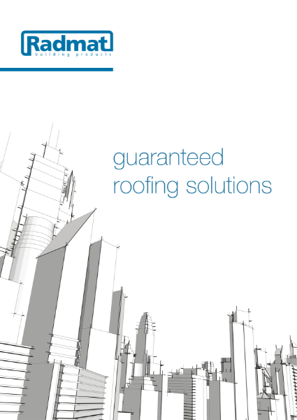 Roofing Systems Brochure