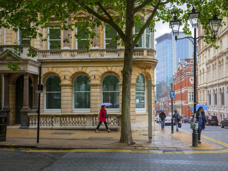 An Inspiring Renovation Of The Prestigious 55 Colmore Row