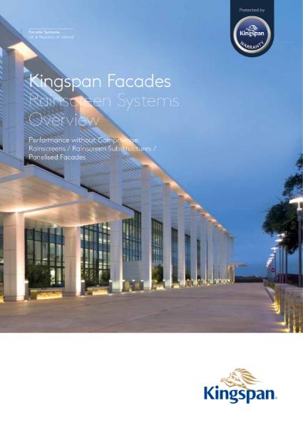 Kingspan Facades Brochure