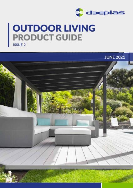 Deeplas Outdoor Living Product Guide