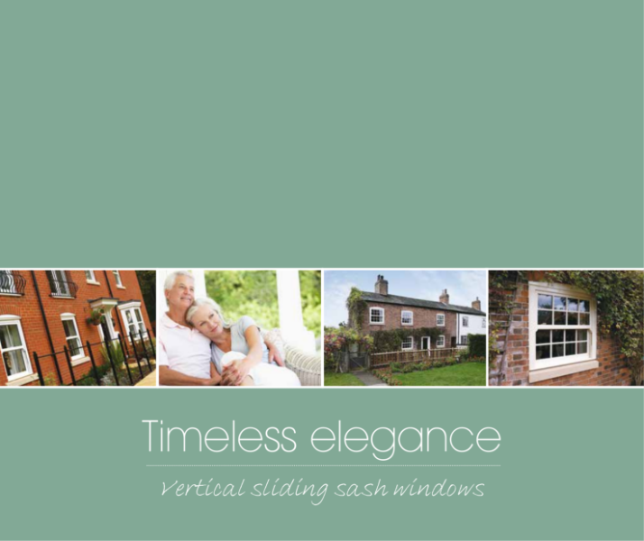 Vertical Sliding Sash Windows Consumer Brochure