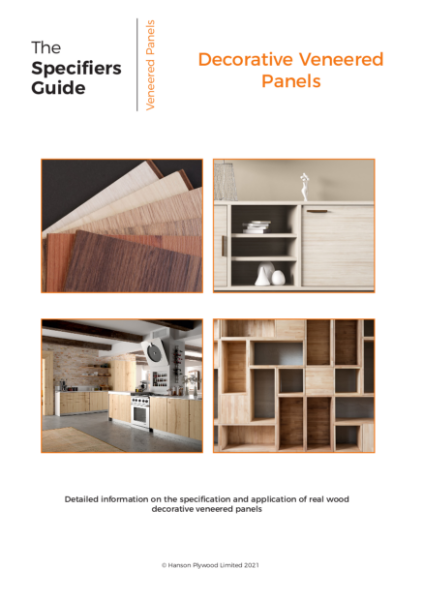 The Specifiers Guide - Decorative Veneered Panels