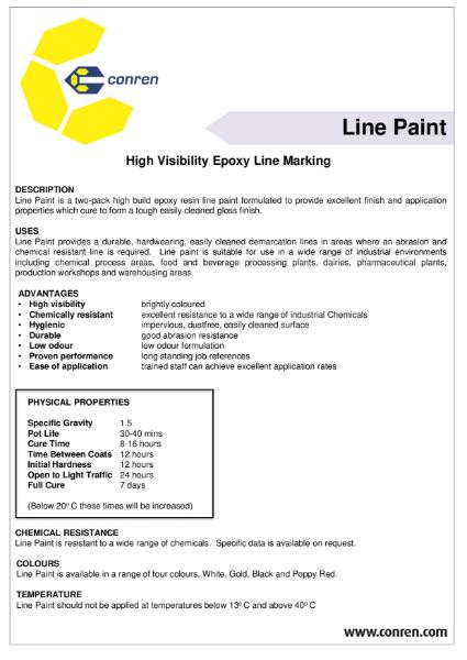 Line Paint