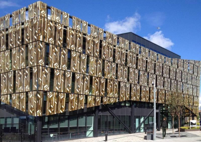 Sensor City in Liverpool, United Kingdom