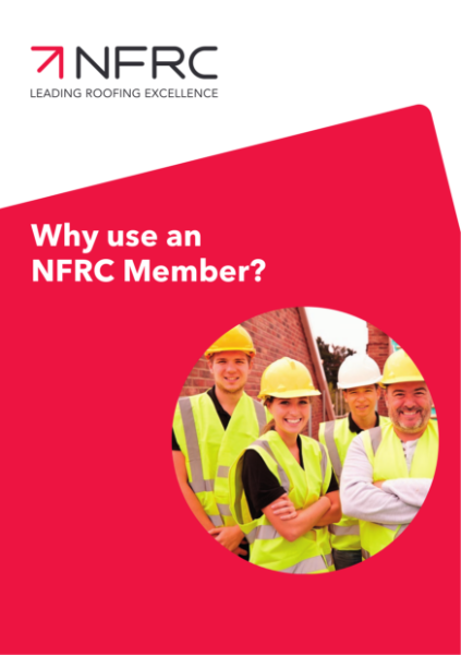 Why use an NFRC Member?