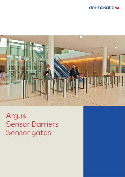 Argus Sensor Barriers and Gates