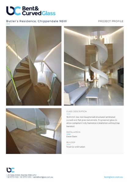 Project Profile - Applecross, WA Residence