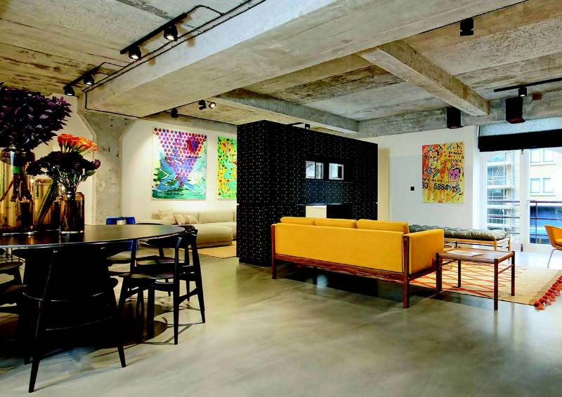RANSOMES DOCK APARTMENTS - LONDON