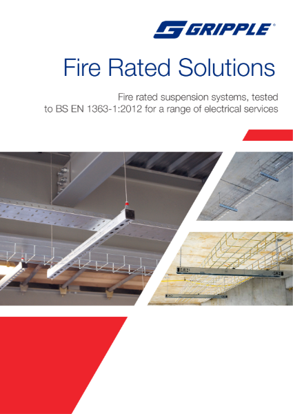 Fire Rated Suspension Systems