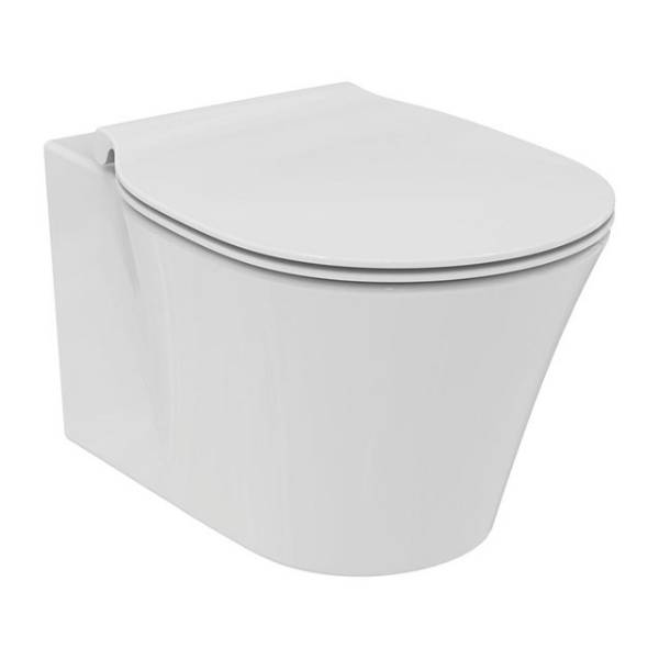 Concept Air Wall Mounted WC Suite With Aquablade Technology
