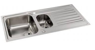 Connekt Stainless Steel Inset Sink