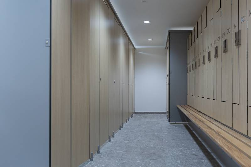 Station Road Lockers and Cubicles Project